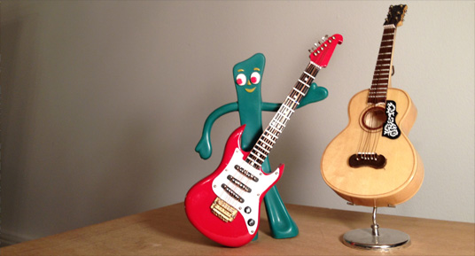 The Gumby Band